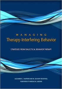 Managing interfering behavior